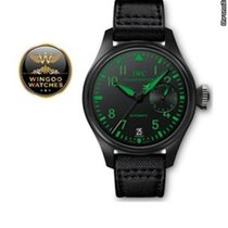IWC - Big Pilot's Top Gun Boutique Edition Green 7 Days