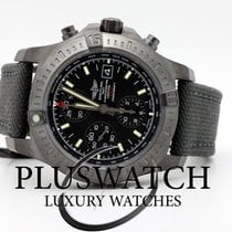 Breitling Colt Chronograph Automatic Black Steel Case Black...