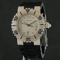 Chaumet Class One Steel Case Grey Dial