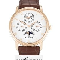 Blancpain Villeret Ultra Slim Date Yellow Gold 18K 38MM   G
