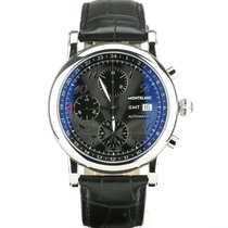 Montblanc Star Classic Chronograph GMT MEISTERSTUCK