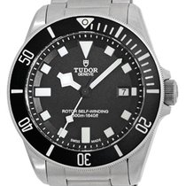 Tudor Certified Pre-Owned Gent's Titanium & Steel ...