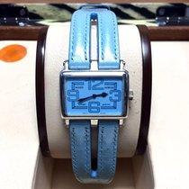 Roger Dubuis 18k White Gold Ladies Watch W/ Original Blue...