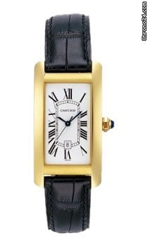 Cartier Tank Americaine Medium