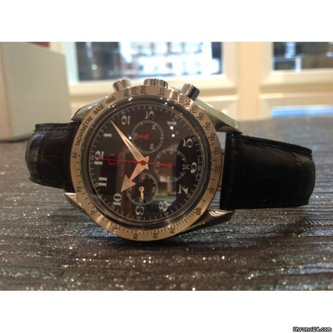Omega Speedmaster Broad Arrow Olympic Collection Series Watch Model ref: 3556.50