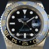 Rolex GMT Master II Ceramic Yellow gold full set Rolex ...