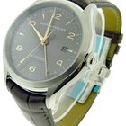 Baume & Mercier MOA10111 Clifton Dual Time Stainless Steel...