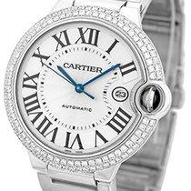 """Cartier Diamond """"Ballon Bleu""""."""
