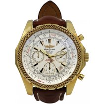 Breitling Men's Breitling Bently Motors 18k Yellow Gold...