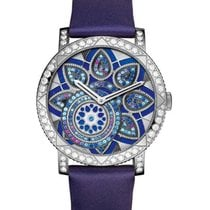 Boucheron Crazy Sheherazade in White Gold with Diamonds