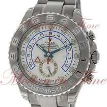 Rolex Yacht-Master II Regatta Chronograph, White Dial with...