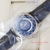 Patek Philippe 5575G 175th Anniversary White Gold World Time...