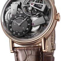 Breguet Tradition Tourbillon Black Dial Men's Watch