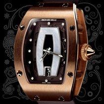 Richard Mille RM 007 RG plain case, half set dial 506.04.XXXX