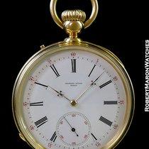 Charles Oudin Pocket Watch 18k