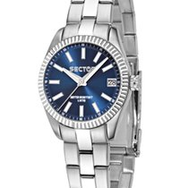 Sector R3253579517 - 240 - Time only - Lady - 31,5x38 mm