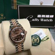 Rolex Cally - New 2016 28mm Datejust 279171 Star Chocolate 啡星星