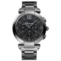 Chopard 388549-3005 Imperiale Chronograph Blackened Steel 40mm