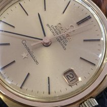 Omega Constellation vintage 18k yellow gold