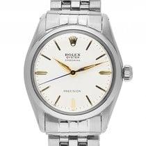Rolex Oyster Speedking Medium Stahl Handaufzug Armband Jubile...