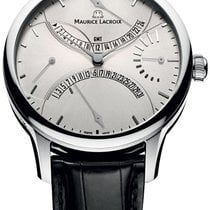 Maurice Lacroix Masterpiece Double Retrograde MP6518-SS001-130