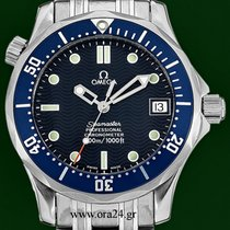 Omega Seamaster James Bond 300M  Automatic Date Box&Papers