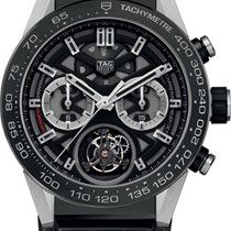 TAG Heuer Carrera Calibre 02 Tourbillon Chronograph
