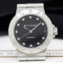 Bulgari LCV29SSD/11 Diagono Automatic SS 29MM (24131)
