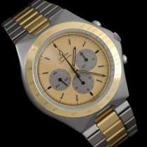 Omega 1980 Speedmaster Teutonic Vintage Mens Chronograph,...