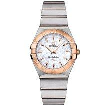 Omega Constellation Quartz No Date Ladies watch 12320276005001
