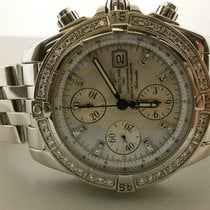 Breitling Chronomat Evolution A13356 S/s 43.7mm Chrono...