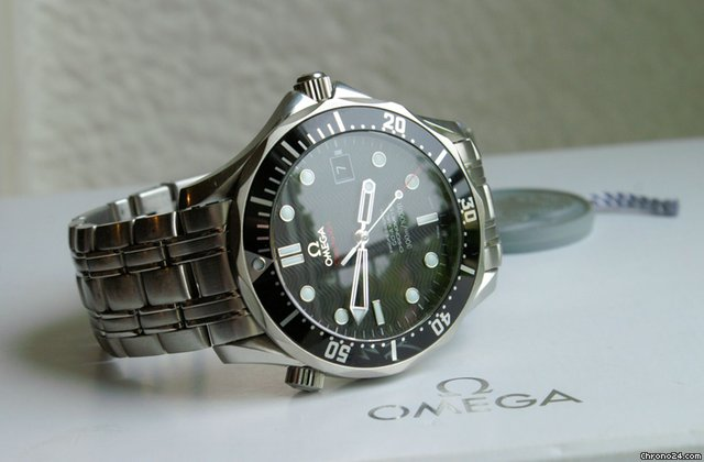 Omega Seamaster Diver Chronometer 300M (Co-Axial)
