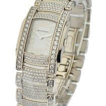 Bulgari Assioma D 31mm Diamond Bezel & Bracelet