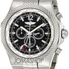 Breitling Bentley GMT Black Dial Automatic Mens Watch A...