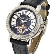 Gérald Genta Arena Tourbillon with Diamond Bezel
