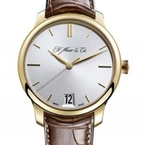 H.Moser & Cie. ENDEAVOUR BIG DATE - 100 % NEW - FREE SHIPPING