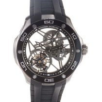 Roger Dubuis Pulsion Skeleton Flying Tourbillon Titanium