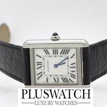 Cartier Tank Solo Stainless Steel Ladies Watch W520005 T