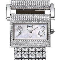 Piaget [NEW] Miss Protocole Full Diamond Bracelet Watch