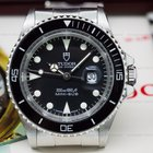 Tudor Vintage Mini Submariner Black Matte Dial SS / SS FULL SET