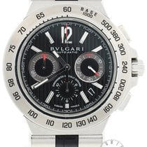 Bulgari Diagono Pro Terra Chronograph Automatic Mens Watch...