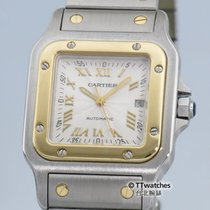 Cartier Santos Automatic 2319 Galbee Large Just serviced