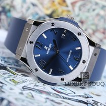 Hublot's Harrods edition of the Classic Fusion