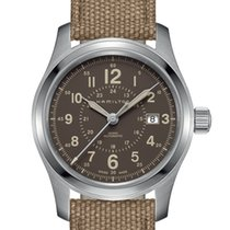 Hamilton KHAKI FIELD AUTO 42 MM H70605993 NEW