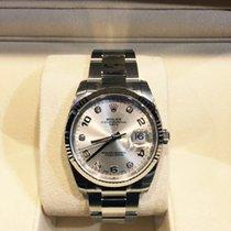 Rolex Date Diamond Dial