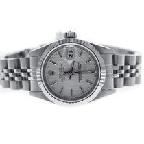 Rolex Ladies Datejust Fluted bezel