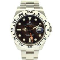 롤렉스 (Rolex) Explorer II black dial