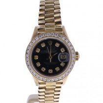 Rolex Datejust Automatic-self-wind Womens Watch 69278