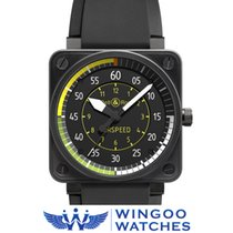 Bell & Ross AVIATION BR01 AIRSPEED Ref. BR0192-AIRSPEED
