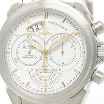 Omega Polished Omega De Ville Chronoscope Co-axial Watch...